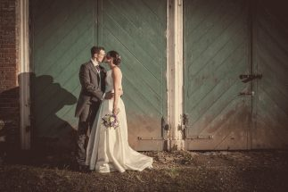 Crowcombe Court Wedding Photo
